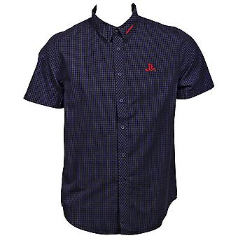 PlayStation-logo-knop omhoog-shirt