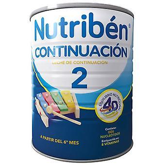 Nutribén Continuation Milk 2