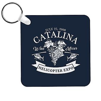 Step Brothers Catalina Wine Mixer Keyring