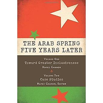 The Arab Spring Five Years Later by Hafez Ghanem - 9780815727514 Book