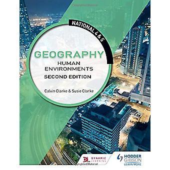 Nasjonale 4 & 5 Geografi - Menneskelige miljøer - Second Edition av C