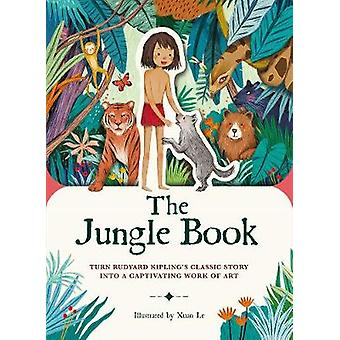 Paperscapes - The Jungle Book - Turn Rudyard Kipling's classic story in