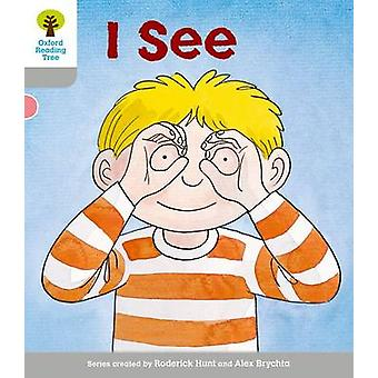 Oxford Reading Tree Level 1 More First Words I See by Roderick Hunt