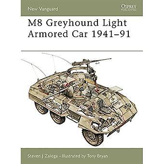 M8 Greyhound Light Armored Car 1941-1991 (Osprey New Vanguard)