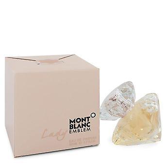Lady Emblem Eau De Parfum Spray By Mont Blanc 1.7 oz Eau De Parfum Spray