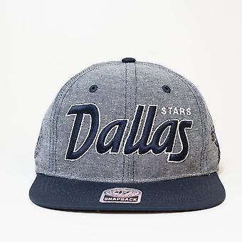 '47 Nhl Dallas Stars Linen Snapback Cap