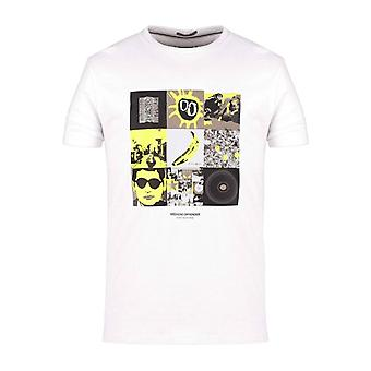 Weekend Offender Album Covers T-Shirt - White
