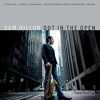 Sam Dillon - Out in the Open [CD] USA import
