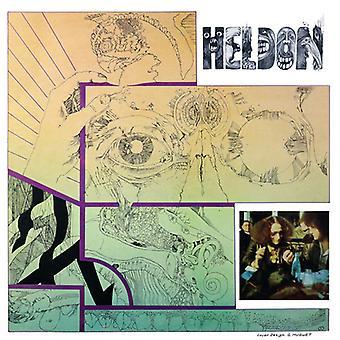 Heldon - Electronique Guerilla [CD] USA import