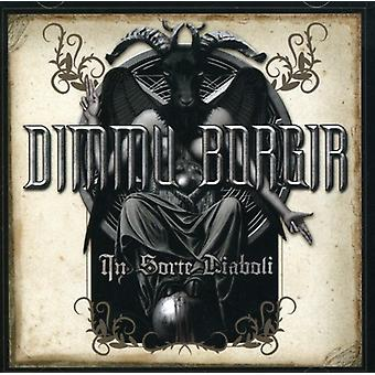 Dimmu Borgir - In Sorte Diaboli [CD] USA import