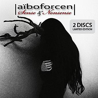 Aiboforcen - Sense & Nonsense [CD] USA import