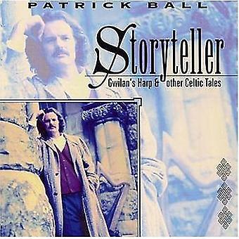 Patrick Ball - Storyteller [CD] USA import