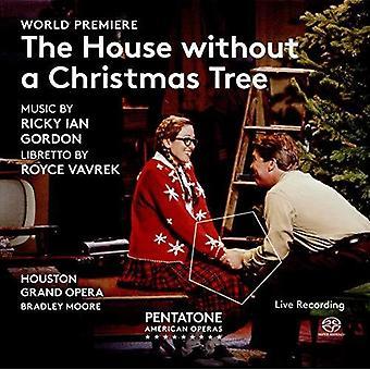 Gordon / Houston Grand Opera - House Without a Christmas Tree [SACD] USA import