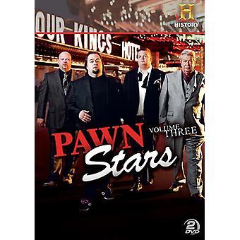 Pawn Stars, Vol. 3 [2 Discs] [DVD] USA import