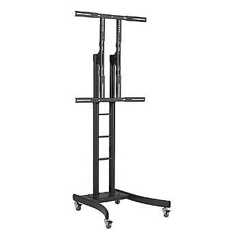 Atdec Telehook Floor TV Cart Heavy Duty