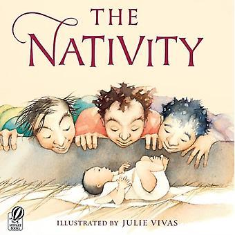 The Nativity by Julie Vivas & Vivas