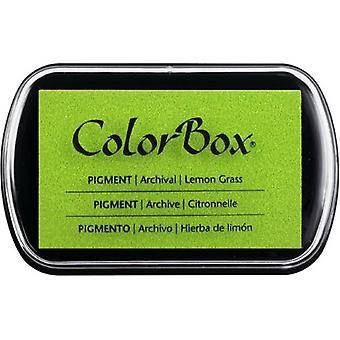 Clearsnap ColorBox Pigment Muste Täysikokoinen sitruuna ruoho