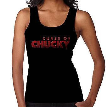 Chucky kirous Chucky logo naisten ' s liivi