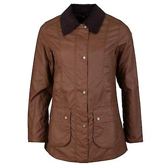 Barbour Fiddich Wax Cord Collar Jacket