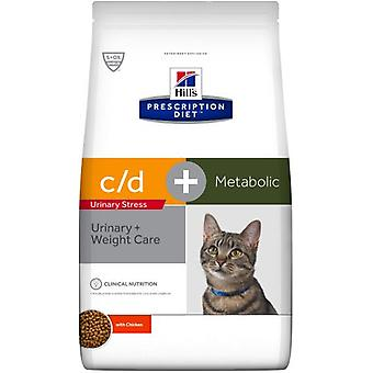 Hill's Prescription Diet Metabolic Plus Urinary Stress (Cats , Cat Food , Dry Food)