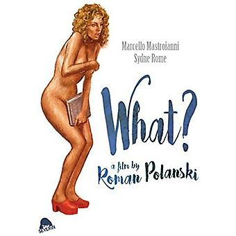 What? [DVD] USA import