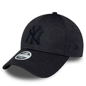 העידן החדש נשים 9Forty כובע - צל ניו יורק יאנקיז חיל הים