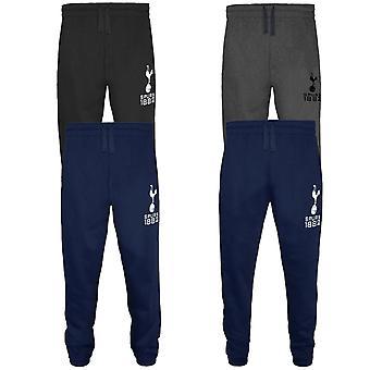 Tottenham Hotspur Mens Joggers Jog Pants Fleece OFFICIAL Football Gift