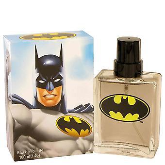 Batman eau de toilette spray by marmol & son 464312 100 ml