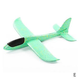 1pcs Epp Foam Hand Throw Airplane Outdoor Launch Glider Plane Kids Gift Toys