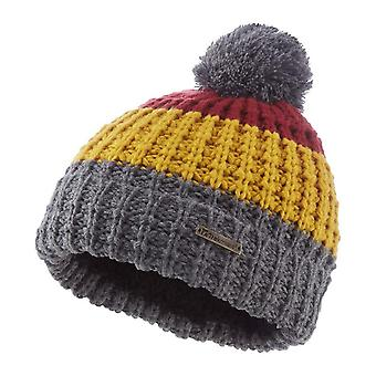 Trekmates Kids' Jack Knit Hat Grey