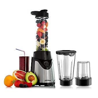 Sensio Home Personal Blender Smoothie Maker - Electric Grinder Perfect for Fruit, Vegetables and Protein Shakes