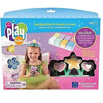 Learning Resources Playfoam Designables - Princess Crown Kids Toy