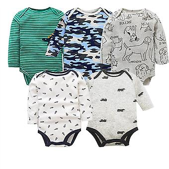 Baby Bodysuits High Quality Uniesx New Born Baby Clothes 100% Cotton