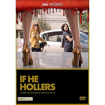 Hnn Presents: If He Hollers [DVD] USA import