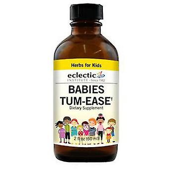 Eclectic Institute Inc Babies Tum Ease Kid, 2 OZ