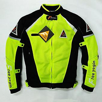 Summer Mesh Motorcycle Clothing, Automobile Race, Flanchard Jacket, Ride