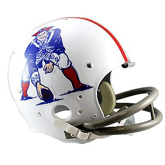 Riddell TK Replica Football Helmet - New England Patriots 1961