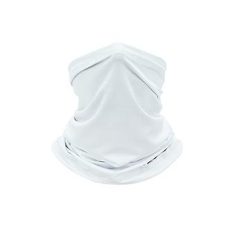 YANGFAN multifuncional máscara de cara cuello bufanda a prueba de polvo toalla cuadrada