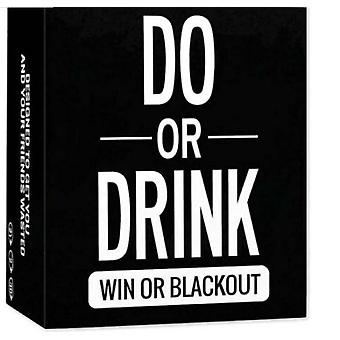 Do Or Drink - Drinking Card Game - Fun