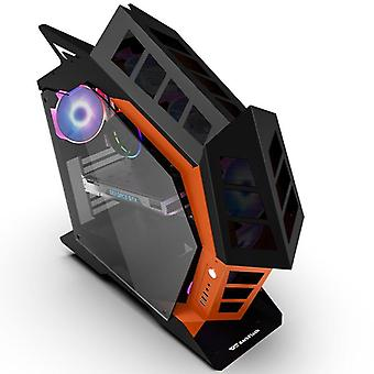 Darkflash K1 Atx Desktop Computer Case Diy Special-shaped Personality Style