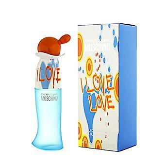 Moschino Cheap & Chic I Love Love Eau de Toilette 30ml Spray