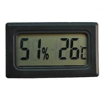 Mini Digital Lcd Indoor Convenient Temperature Sensor, Humidity Meter, Fridge