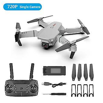 E88 Pro Rc Drone con hd gran angular 4K 1080P Wifi Fpv doble cámara altura mantener quadcopter plegable Mini drone juguetes regalo
