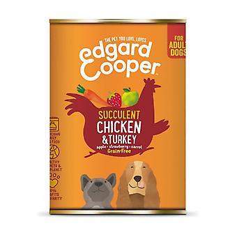 يمكن للدجاج وتركيا الكلاب 400 غرام