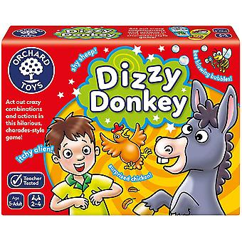 Orchard Toys Dizzy Donkey Game