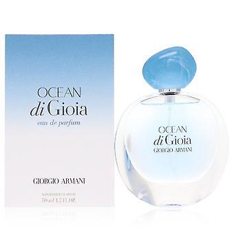Ocean Di Gioia Eau De Parfum Spray Tekijä Giorgio Armani 1,7 oz Eau De Parfum Spray