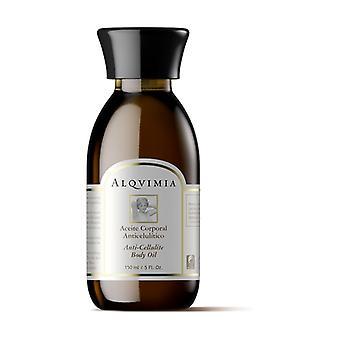 Anti-Cellulite Body Oil 150 ml of oil