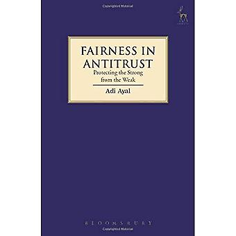 Fairness in Antitrust, (Hart Studies in Competition Law)