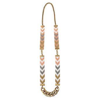 Chevron D'or Necklace
