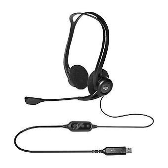 Logitech PC960M Microphone Headphones